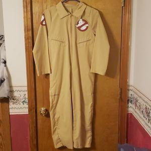 Ghostbusters jumpsuit